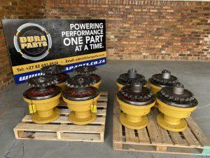 cat 140 brakes