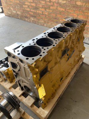 C18 Engine block