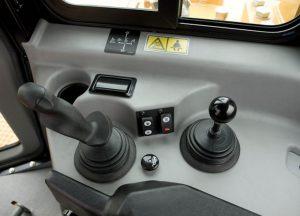 cat control levers