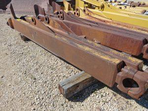 bulldozer push beams