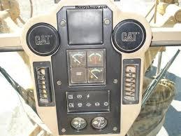 motor grader display unit