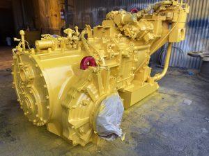 D375A-5 transmission